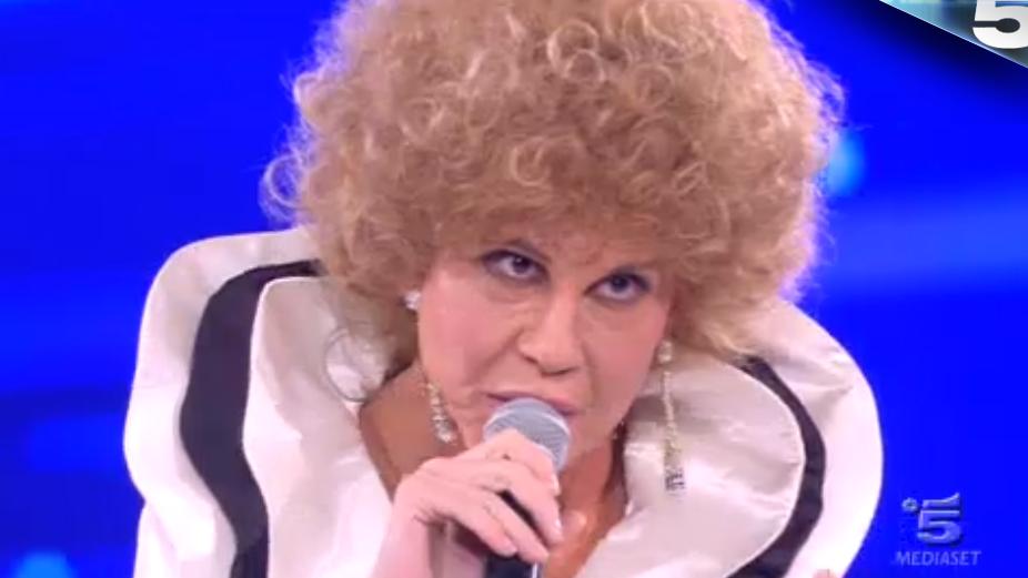 34  Ornella Vanoni, l'imitazione di Virginia Raffaele