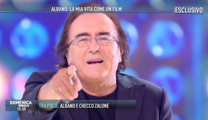 Domenica Live, Al Bano contro Massimo Giletti per l'intervista – replica a Rai 1: 'Non è etico'