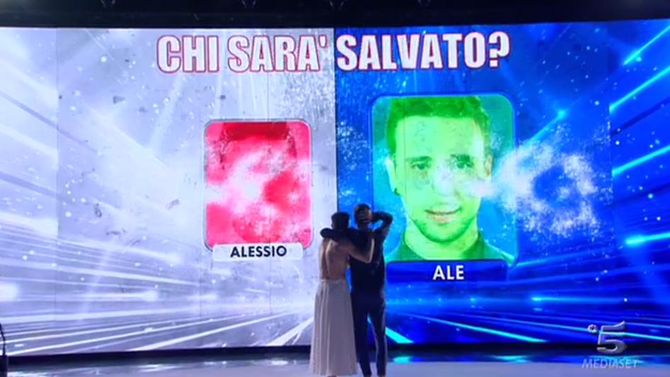 Alessio La Padula eliminato nella quinta puntata