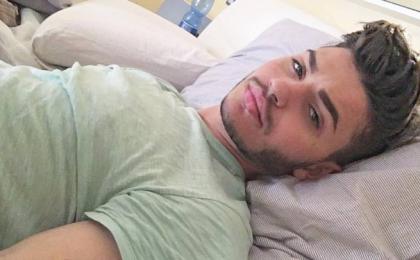 Cristian Imparato su Facebook: 'Non sto molto bene, ma non preoccupatevi'