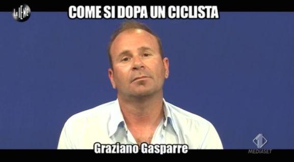 Graziano Gasparri Le Iene