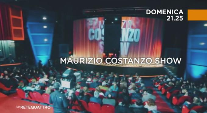 Maurizio Costanzo Show terza stagione Rete 4