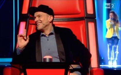 The Voice 2016, Max Pezzali ai suoi talenti: 'Siate voi stessi per convincere il pubblico a votarvi' [VIDEO]