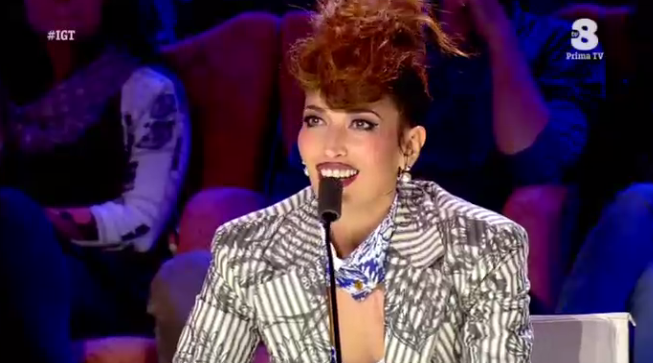 Nina Zilli nell'ottava puntata