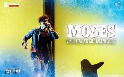 Il vincitore di Italia's got talent 2016 è Moses con la sua armonica