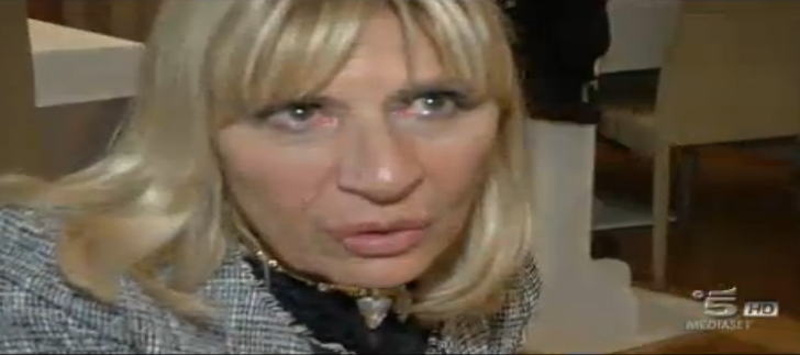 7 Gemma piange per Giorgio