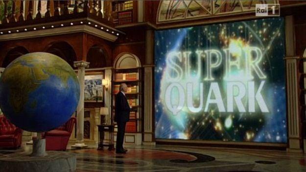 SuperQuark 2016: le nuove puntate con Piero Angela in prima serata su Rai 1