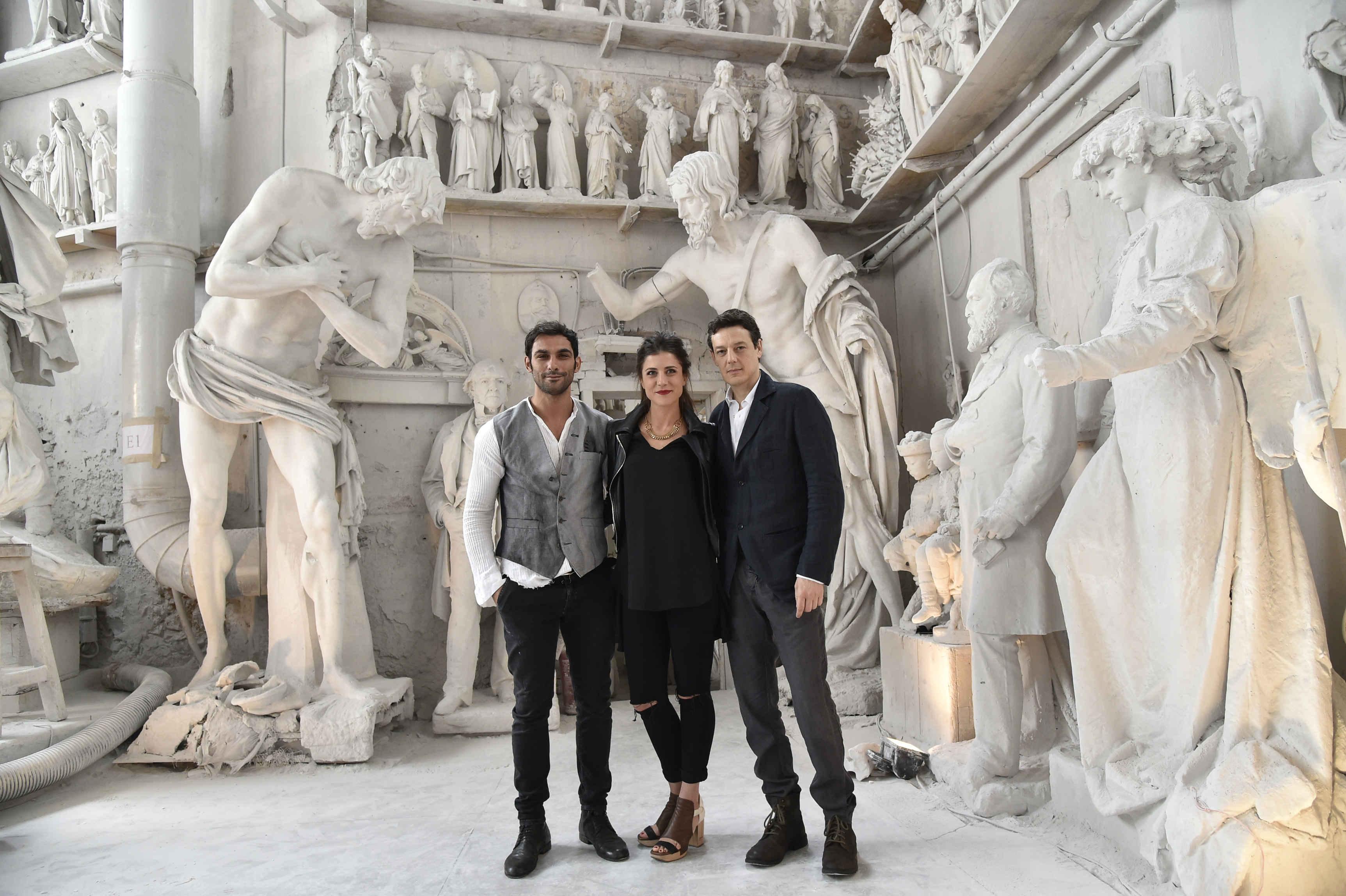 Sacrificio d'amore, la nuova fiction di Canale 5 in onda nel 2017: nel cast Francesco Arca, Giorgio Lupano e Francesca Valtorta