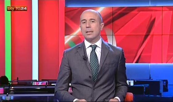 gianluca semprini dirige il confronto tv