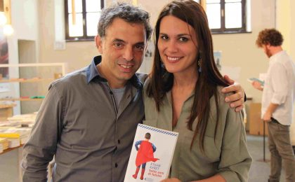 EFFE come Festival, Marta Perego a Televisionando: 'Parlare di libri in TV è difficile, ma non impossibile' [INTERVISTA]