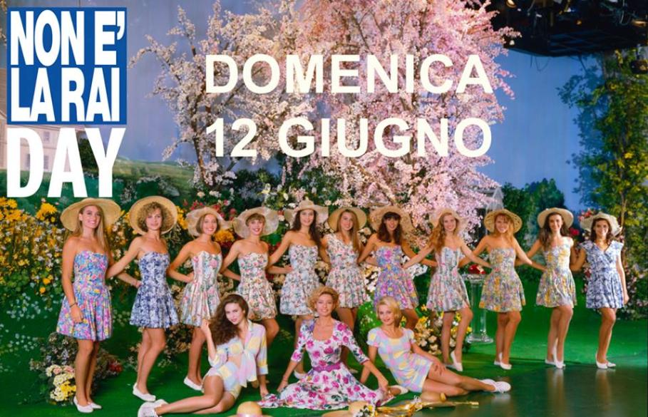 Non è la Rai, 25 anni su Mediaset Extra: il 12 giugno la maratona dedicata alle ragazze di Boncompagni