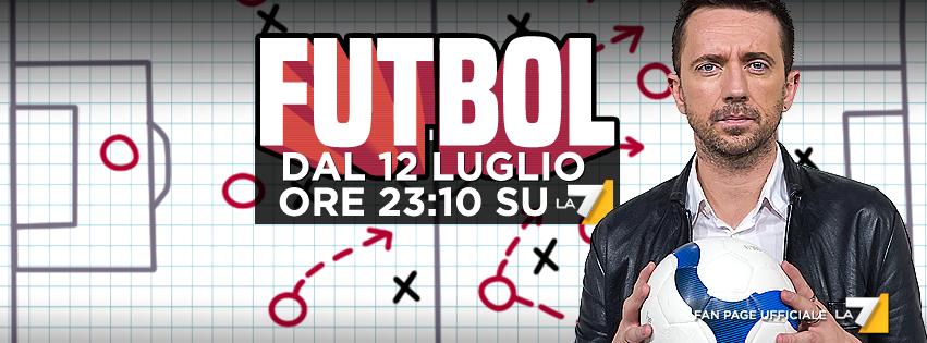 Futbol su La7, il format sul calcio che non si prende sul serio