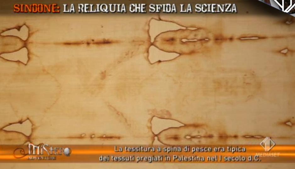 28 Mistero, Troiano e la Sacra Sindone