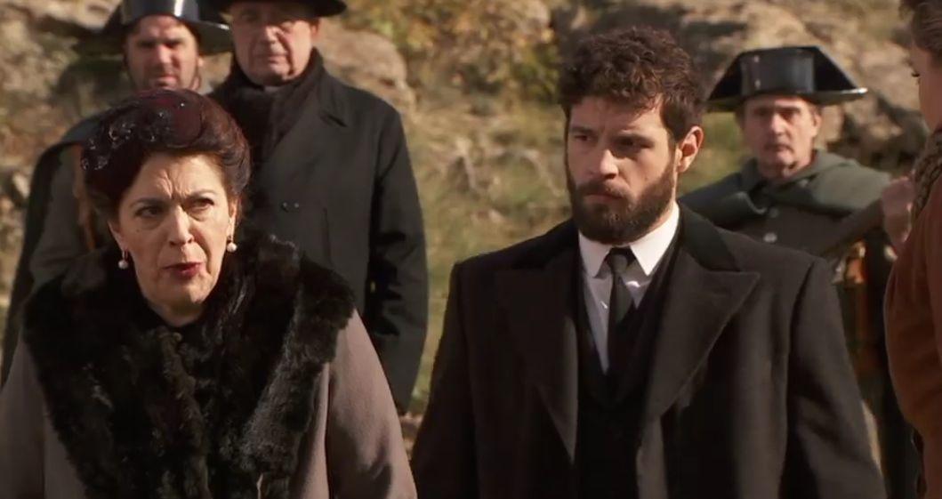 Il Segreto, trama e anticipazioni: la puntata di mercoledì 28 dicembre 2016