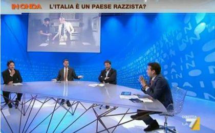 In Onda, lite in diretta Vittorio Feltri – Gennaro Migliore