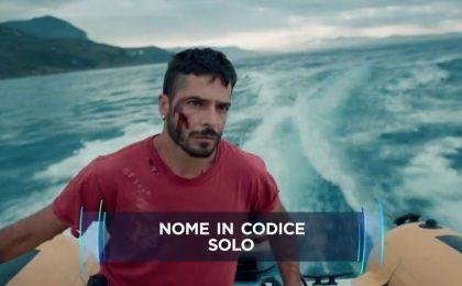 Solo, fiction con Marco Bocci: prima puntata 9 novembre 2016