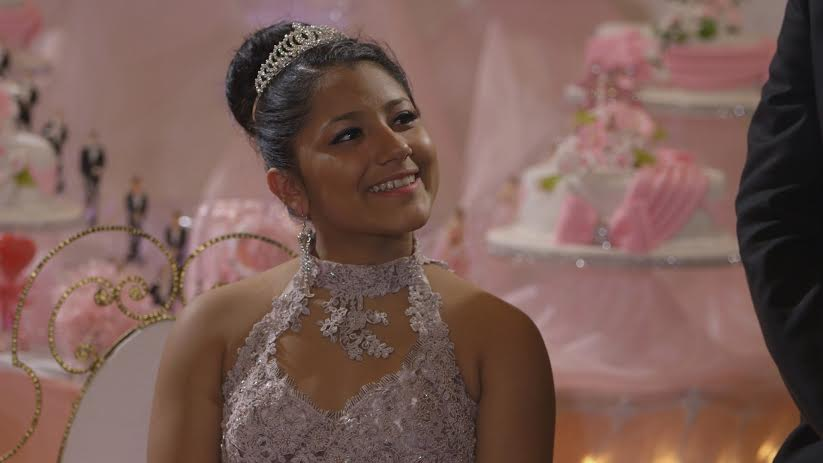 Quinceanera su Real Time