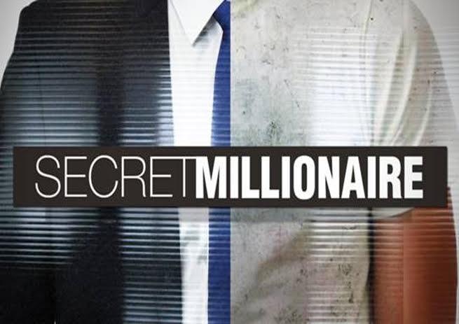 Secret Millionaire: su Italia 1 due puntate dal 14 luglio 2016