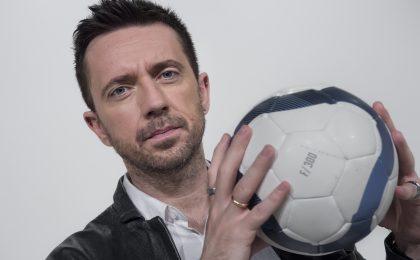 Andrea Scanzi a Televisionando: 'A Futbol non inviterei mai un politico' [INTERVISTA]