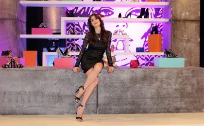 Cristina De Pin a Televisionando: 'Sogno Tacco 12…Kids' [INTERVISTA]