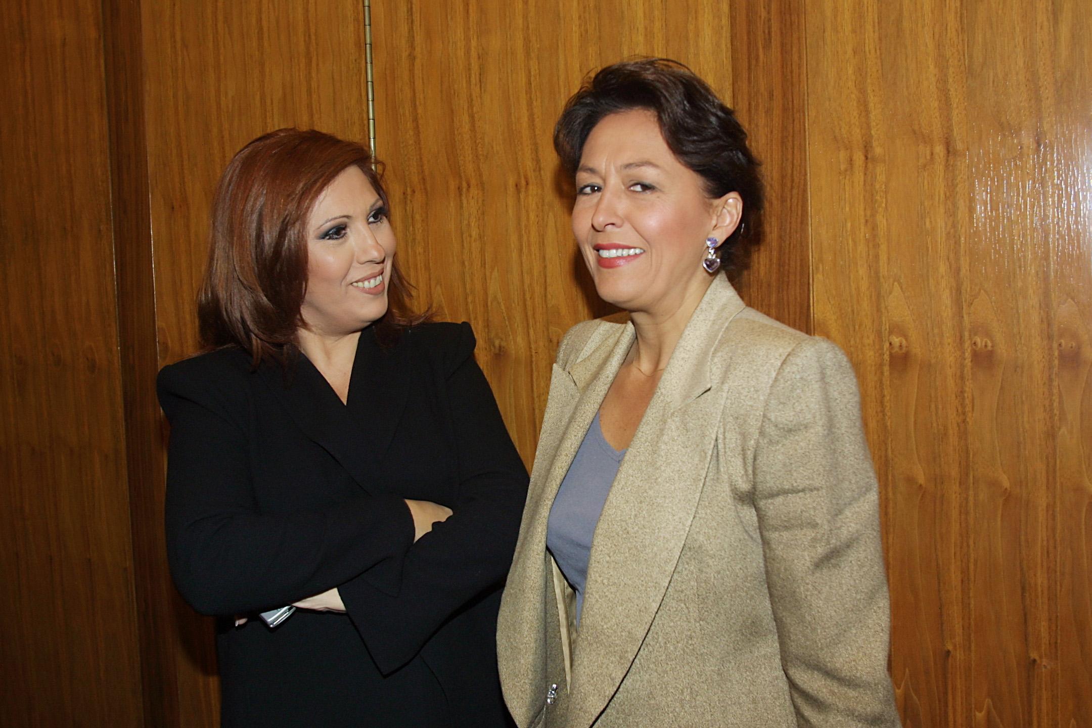 CARMEN LASORELLA E ANNA LA ROSA
