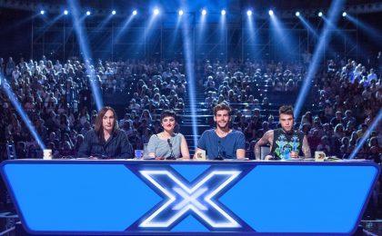X Factor 10, categorie giudici: Arisa Uomini, Fedez Donne, Agnelli Over, Soler Gruppi