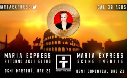 Maria Express 2: concorrenti e data di debutto del web reality