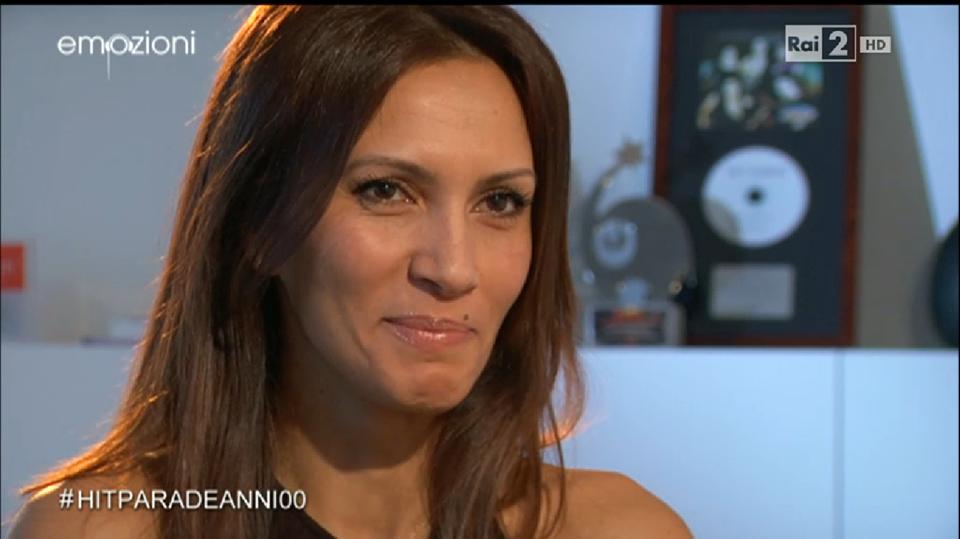 Marta Falcone a Emozioni su RAI 2