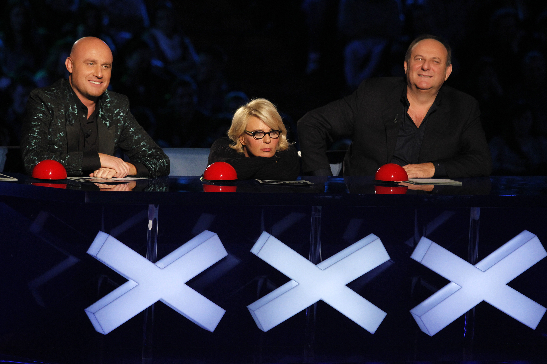 Italia's got talent presentatori e giuria