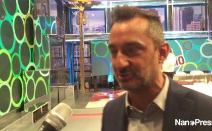 Nicola Savino confermato a Quelli che il calcio, intervista