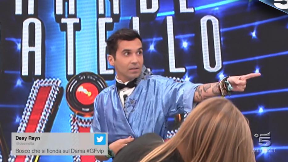 GF VIP: Jonás Berami risponde alle parole di Bosco sulla loro amicizia