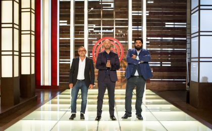 Celebrity Masterchef  Italia su Sky Uno nel 2017: cast e giuria