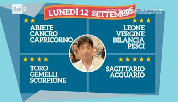 Oroscopo Paolo Fox 12 09 2016