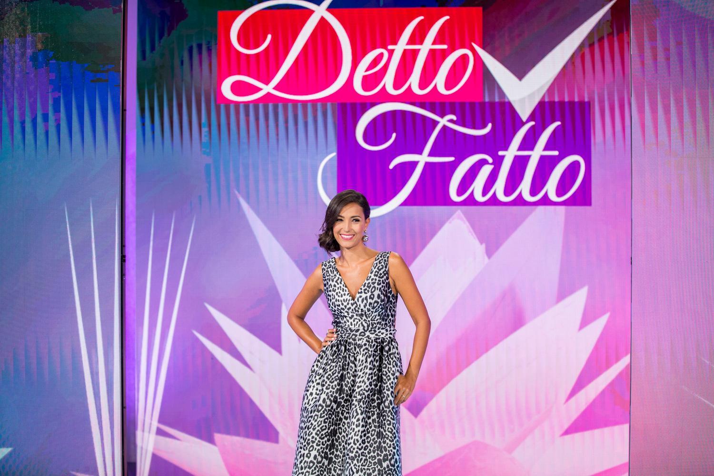"""Caterina Balivo a Televisionando: """"A Detto Fatto cast rinnovato e omaggio ad Amatrice"""" [INTERVISTA]"""