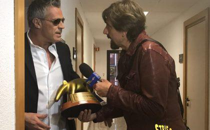 Tapiro d'oro di Striscia la notizia: Edoardo Costa inaugura la stagione