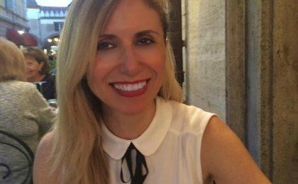 Gabria Gagliardi lascia il trono over: scoppia l'amore con l'ex