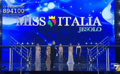 Miss Italia, la finale del 10 settembre 2016 in diretta live