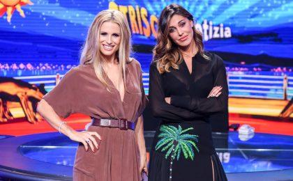 """Michelle Hunziker e Belén Rodriguez: """"La nostra conduzione tutta al femminile"""" [INTERVISTA]"""