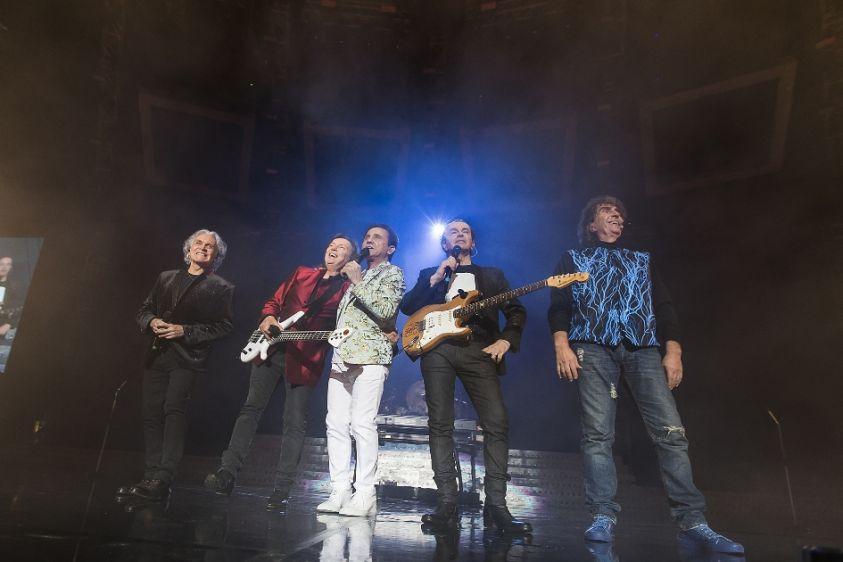 Pooh 50, il concerto su Canale 5 il 12 settembre