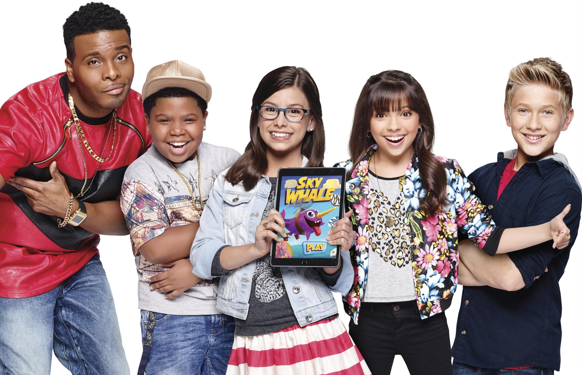 Game Shakers su Nickelodeon, la serie tv e una maratona su Sky