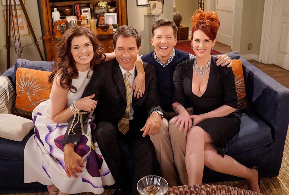 Will e Grace 9 stagione: NBC conferma la reunion del cast