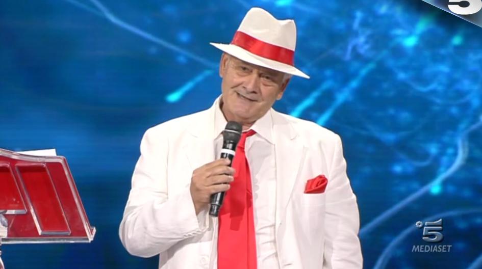 15 Tu sì que vales, Gino Mango ''Massimo Ranieri è mio fan''