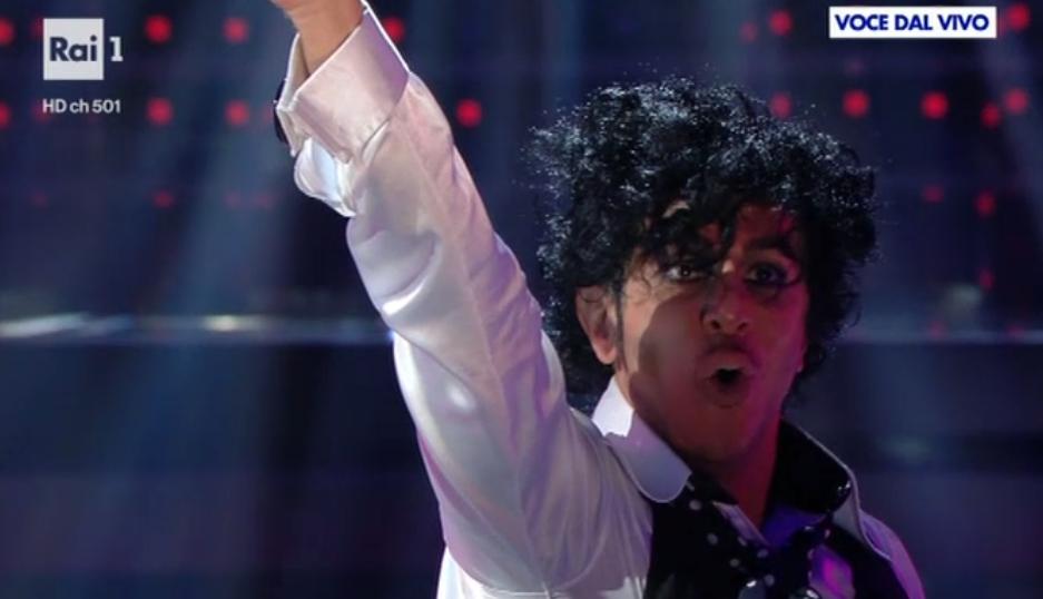19 Tale e Quale Show, Manlio Dovì è Prince