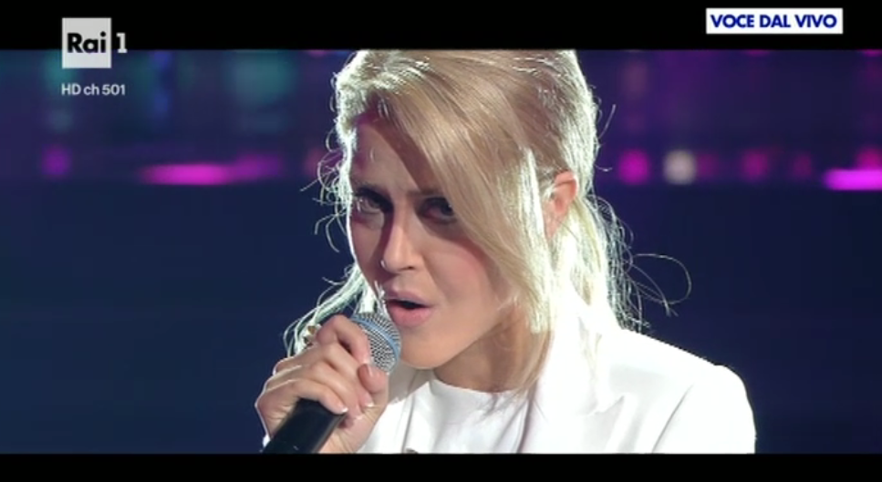 32 Tale e Quale Show, Fatima Trotta imita Ellie Goulding