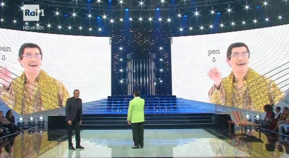 36 Tale e Quale Show, Cirilli imiterà nuova icona musicale del Giappone