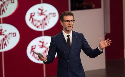 Fabio Fazio: 'Rischiatutto è in diretta, non è ammesso l'errore', intervista