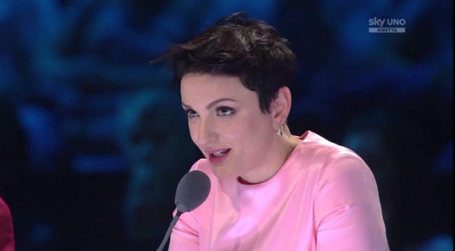 Arisa a X Factor 2016 live