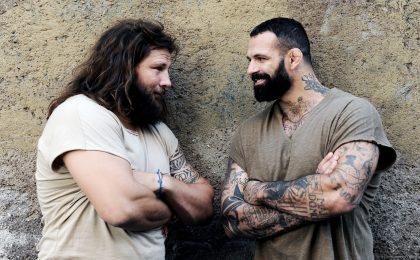 Il più forte al via su DMax, con Alessio Sakara e Martin Castrogiovanni