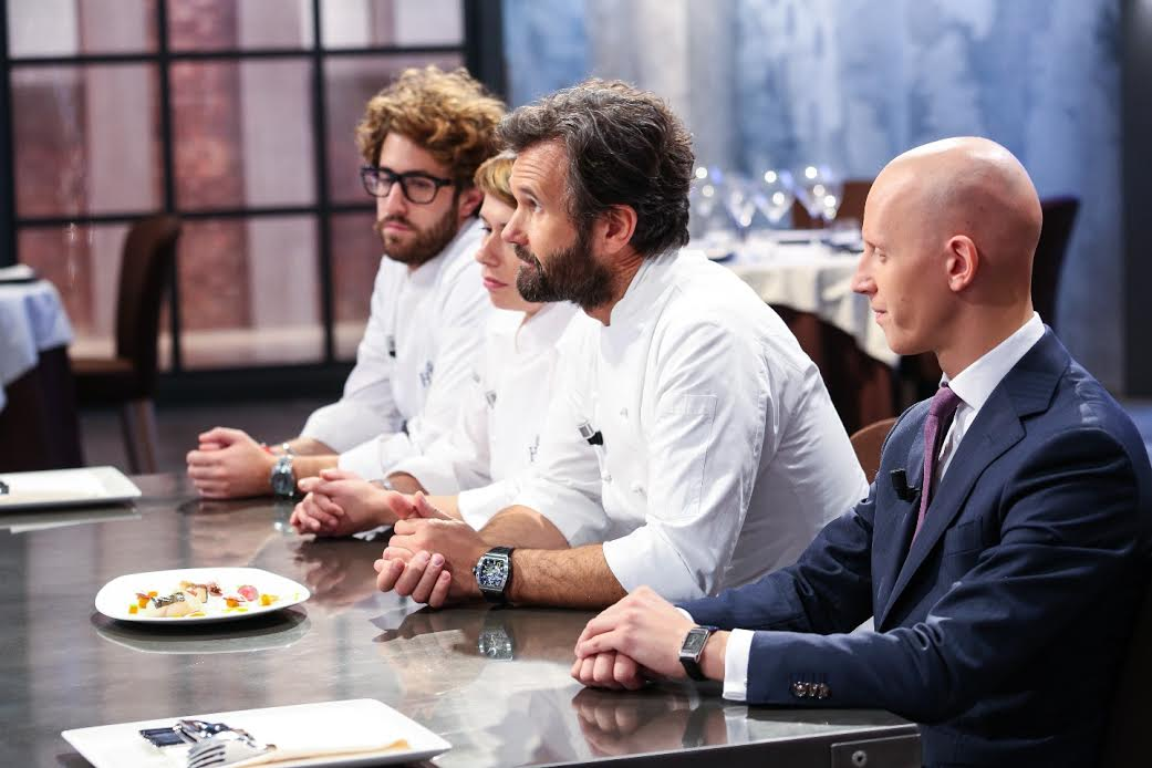 Hell's Kitchen Italia 3 su Sky Uno