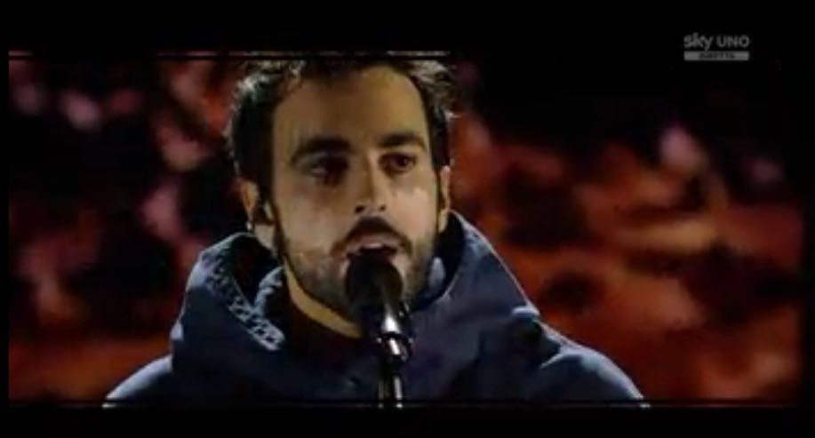 Marco Mengoni ospite primo live X Factor 2016